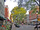 Charlottesville, Virginia, Downtown Mall